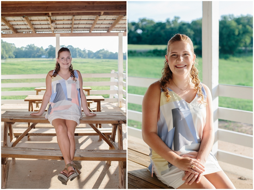 Peachtree City Senior Photographer,