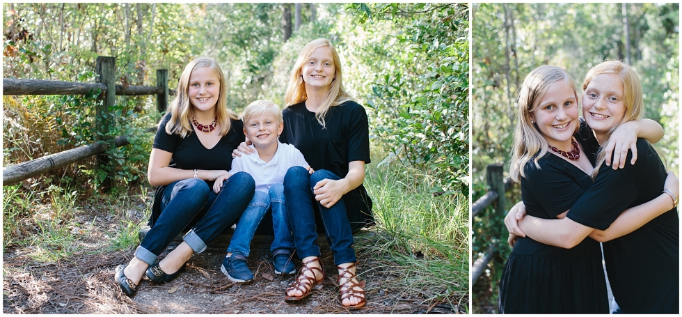 Peachtree City Family photos