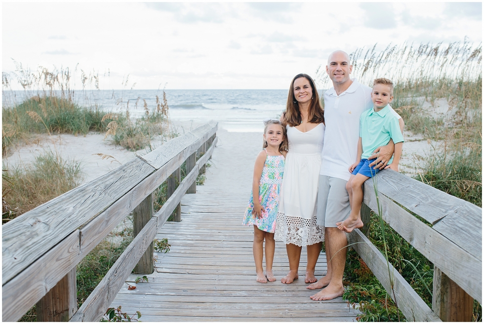 Jacksonville Beach Family Photos